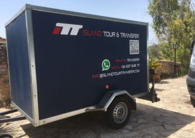 Island Tour Transfer