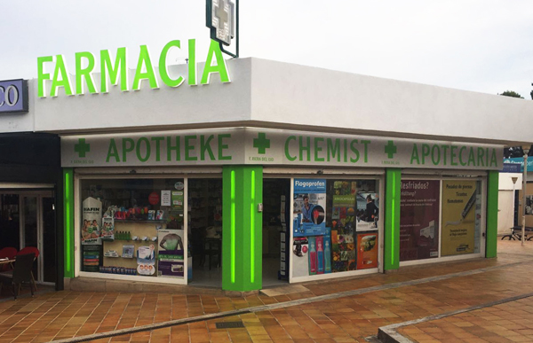 Farmacia Paguera