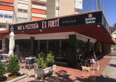 Pizzería Es Forti
