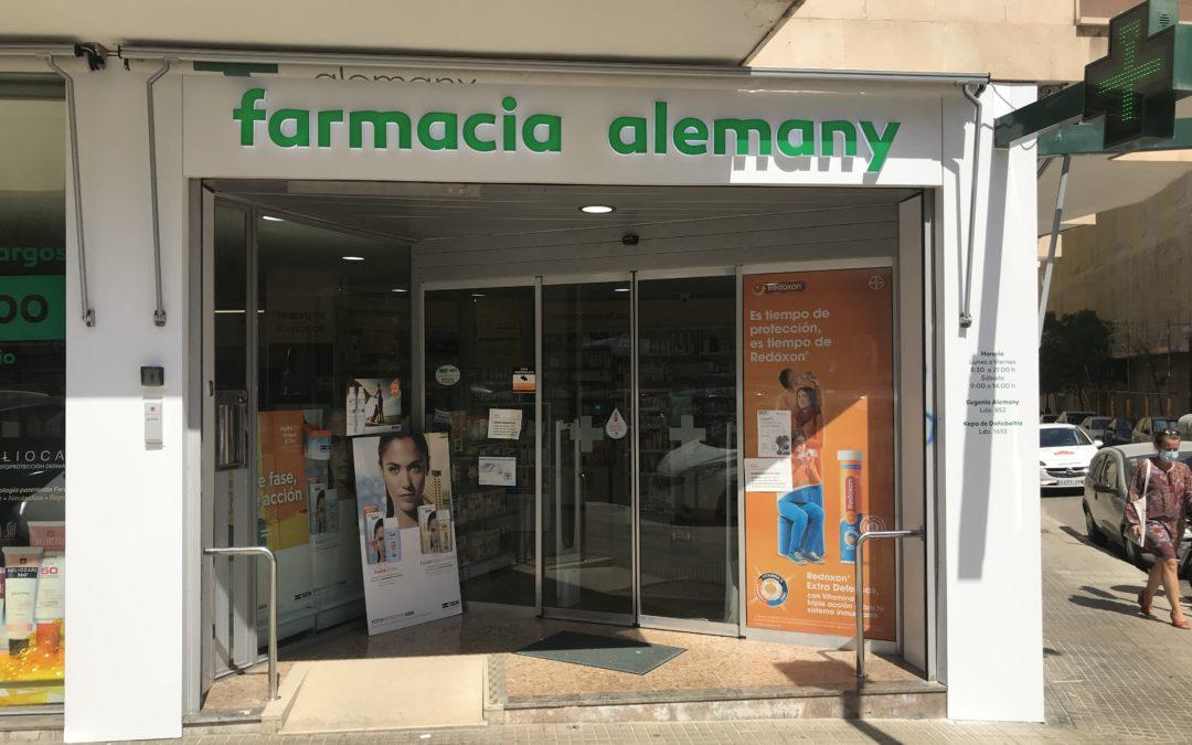 Farmacia Alemany