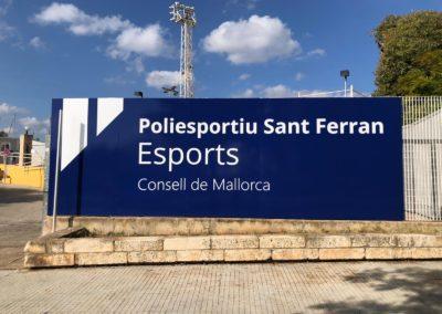 Poliesportiu Sant Ferran